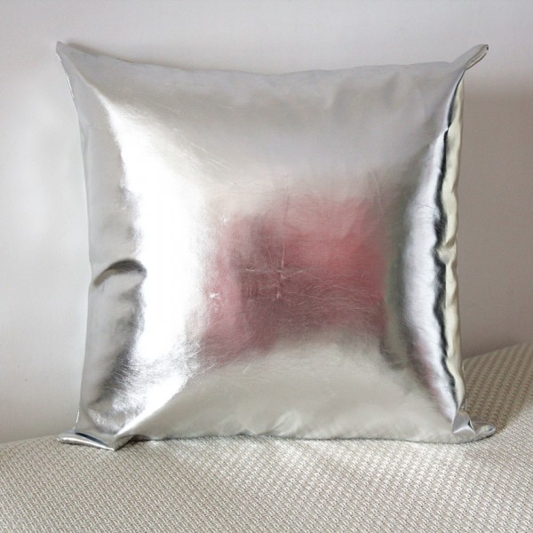 6 colors Shiny sliver Pillow Cover , Holiday Decor , Sequin Throw Pillow , Metallic Decorative Pillow , Glitter Pillow , Sparkle Pillow 05