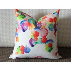 Pillow Covers, Watercolor Floral Pillow Cover, Decorative throw pillows, Throw pillows, Outdoor pillows, Pillow cases, Couch pillow 258