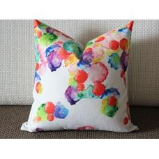 Pillow Covers, Watercolor Floral Pillow Cover, Decorative throw pillows, Throw pillows, Outdoor pillows, Pillow cases, Couch pillow 258