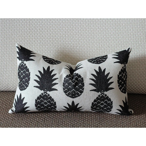 Astonishing 11 Colors Pillow Covers Black Pineapple Lumbar Pillow Cover Decorative Throw Pillows Throw Pillows Outdoor Pillows Couch Pillow 260 Cjindustries Chair Design For Home Cjindustriesco