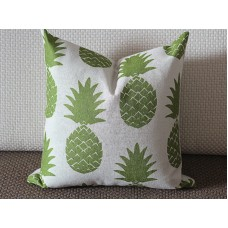11 colors Pillow Covers,green pineapple pillow cover,Decorative throw pillows,Throw pillows, Outdoor pillows, Pillow cases, Couch pillow 261