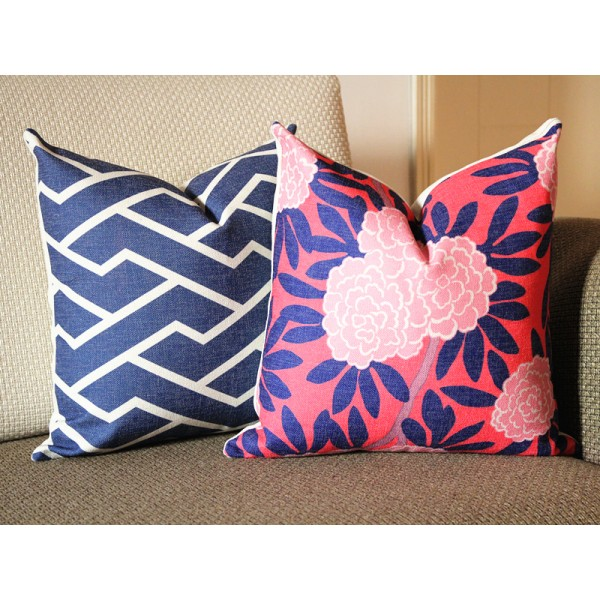 Decorative Pillow Throw Pillow Pillow Cover China Seas