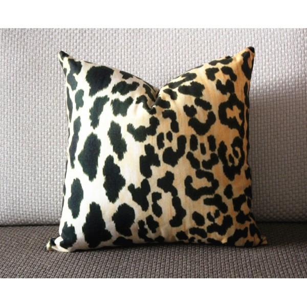 itm animalia categories ebay leopard throw store adler pillow jonathan