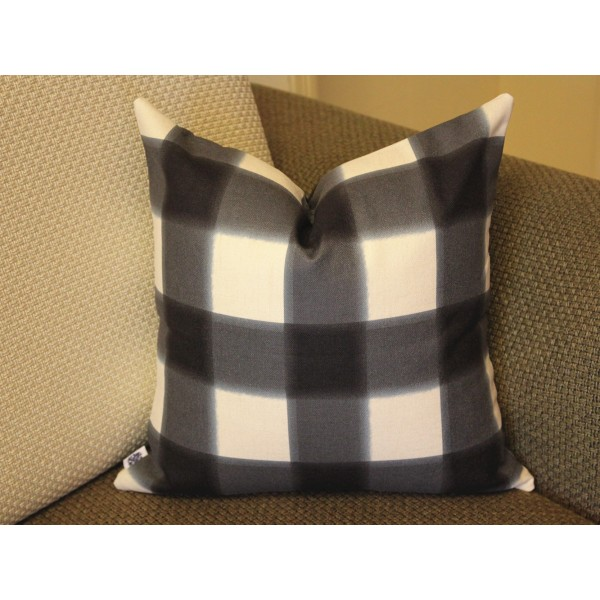 black Pillows,Pillows, black pillow cover, Pillow, Buffalo Check Pillow, Navy Throw Pillows, High End Geometric Pillows, Pillow Covers 396