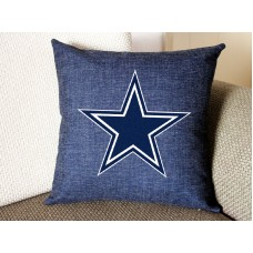 Dallas Cowboys pillow, Dallas Cowboys decor pillow cover,Dallas Cowboys gift 407
