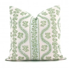 Decorative Pillow Cover Sister Parish Dolly in Lettuce Green Pillow cover, Toss Pillow, Accent Pillow, Throw Pillow, Lettuce Green 482