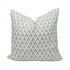 Quadrille Volpi pillow cover in solft Lavender on Tint 304040B-05 // Designer pillow // High end pillow // Decorative pillow , green 485