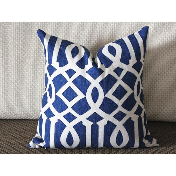 11 Colors Blue White Chevron Pillow Cover Pink 16x16 18x18 20x20 308
